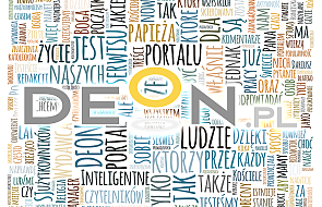 Cyfrowa przestrzeń wiary - 5 lat DEON.pl