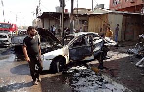 Irak: Kolejne ofiary, cywile zbroją się do obrony