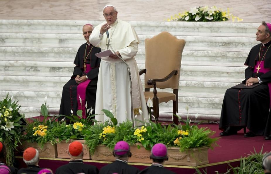 Papież: Kościół to szpital polowy