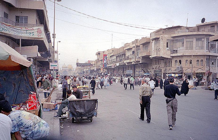Seria zamachów w Iraku - ponad 50 ofiar