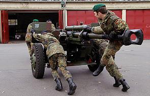 Brak sprzętu ogranicza zdolność Bundeswehry