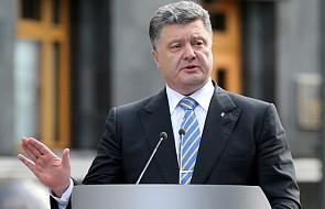 Poroszenko o członkostwie Ukrainy w UE