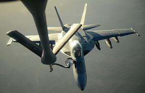Kolejny amerykański nalot na Syrię