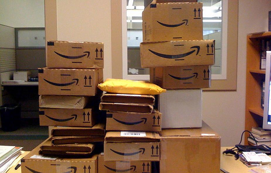 Za miesiąc mają ruszyć centra Amazon
