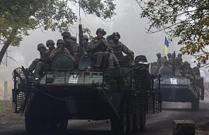 Ukraina: 7 wojskowych zginęło w transporterze
