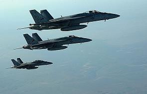 Brytyjskie lotnictwo zaatakowało dżihadystów