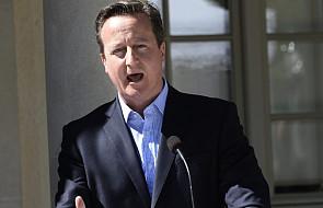 Cameron: wyjście z UE nie złamałoby mi serca
