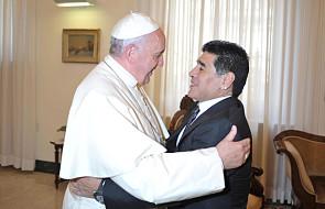 Kolejne spotkanie papieża z Maradoną