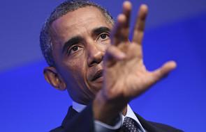 Obama o strategii walki z Państwem Islamskim