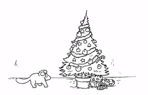 Co najbardziej w Świętach kochają koty?