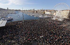 Setki tysięcy uczestników manifestacji we Francji