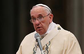 """Papież o """"gospodarce, która zabija"""""""