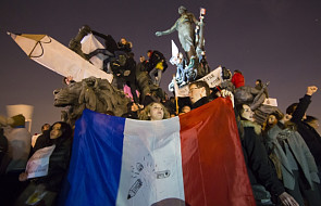 Wydarzenia we Francji to tylko margines