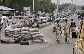 Tysiące Nigeryjczyków uciekło przed Boko Haram