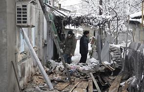 Ukraina: cywile zabici w ataku na autobus