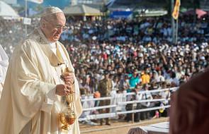 Papież: nie dla przemocy i wojny