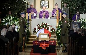 Abp Głódź na pogrzebie o Józefie Oleksym