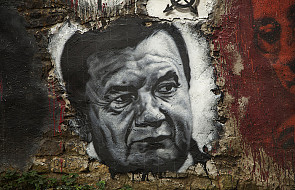 Podjęto decyzję o aresztowaniu Janukowycza