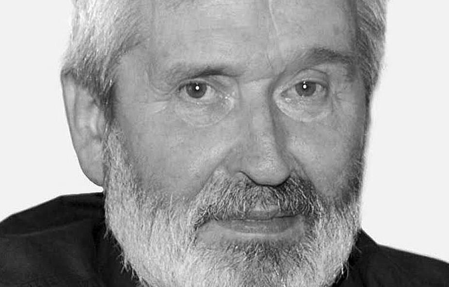 Zmarł jezuita o. Jerzy Michał Świerkowski