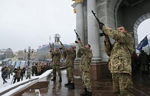 Ukraina: rząd chce zwiększyć liczebność armii