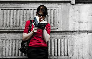 Badanie BN: nieco więcej Polaków czyta książki