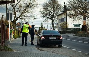 """""""Rz"""": Pijanym kierowcom zabierać prawo jazdy"""