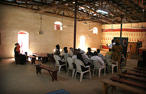 Niger: Kościół katolicki zawiesił działalność