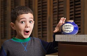 Co robić gdy dziecko kradnie?