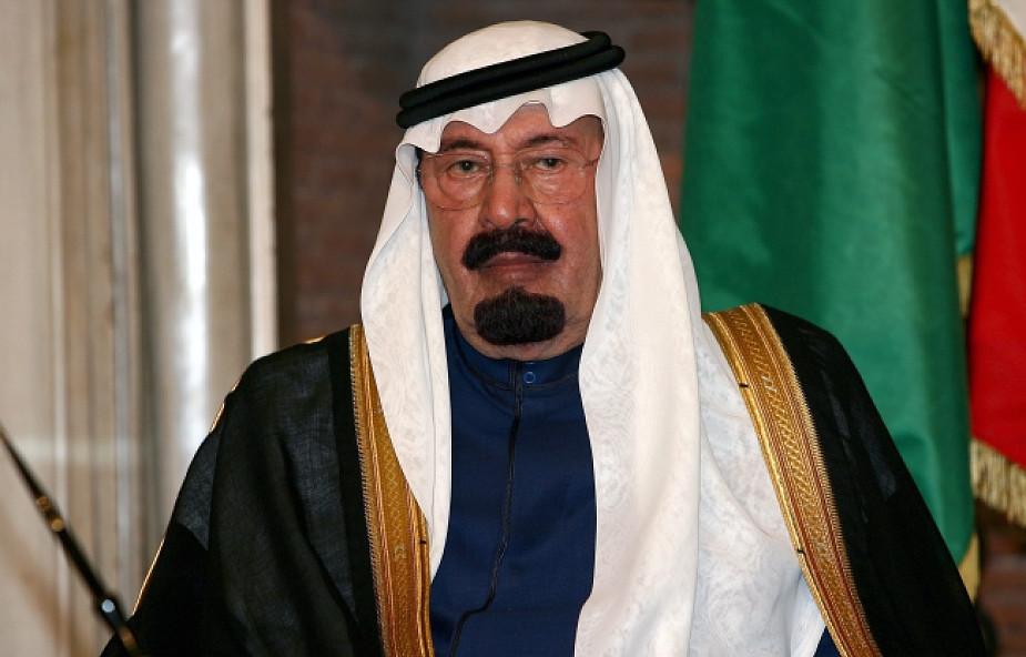 Arabia Saudyjska: nie żyje król Abd Allah