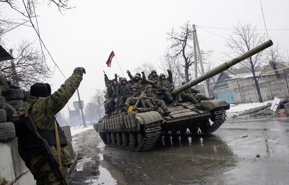"""""""Przestępczy rozkaz"""" nasilenia walk w Donbasie"""