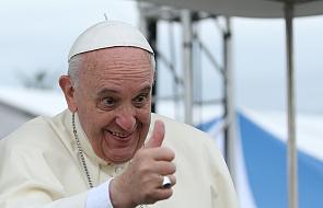 """Franciszek został """"Superpapieżem"""""""