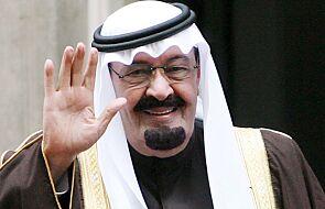 Król Arabii pochowany w nieoznaczonym grobie