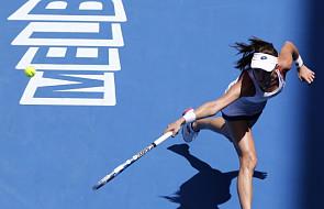 Australian Open - A. Radwańska w 1/8 finału