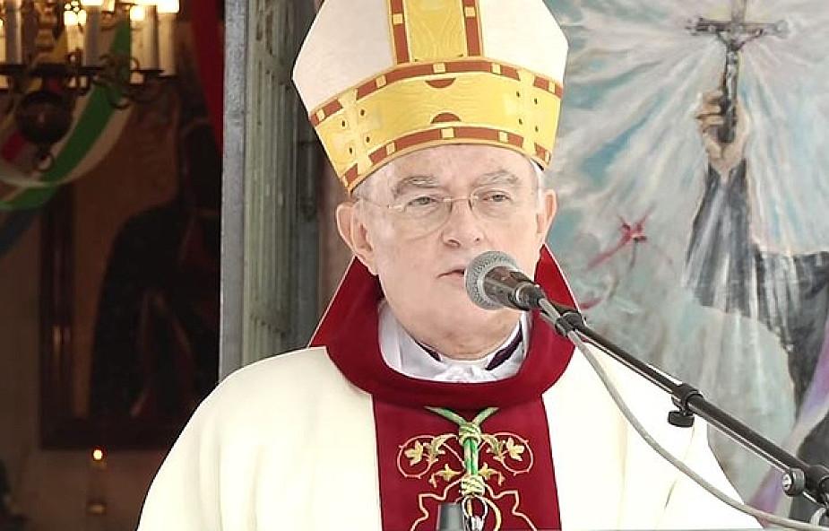 Abp Hoser: Jesteście bogactwem Kościoła