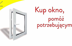 Poznań: kup okno − wesprzyj potrzebujących