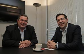 Porozumienie SYRIZY z Niezależnymi Grekami