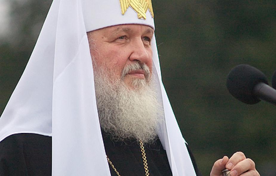 Cyryl: nie dla terroryzmu i szydzenia z religii