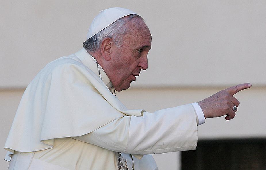 Papież Franciszek o skutkach braku ojca