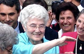 """""""Chiara Lubich żyła dla pokoju i dialogu"""""""