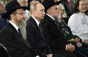 """Rosja: sprzeciw wobec """"fałszowania historii"""""""