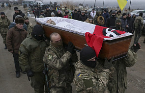 """""""FT"""": Zachód musi dostarczyć Ukrainie broń"""