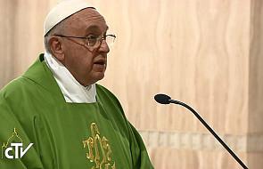 Franciszek: prywatyzacja wiary to droga błędna
