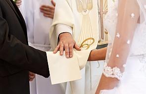 Liturgia sakramentu małżeństwa