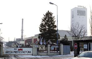 Podziemny protest w kopalni Brzeszcze
