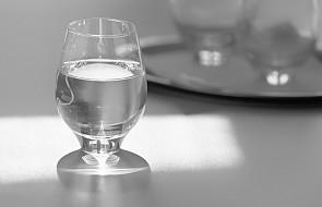 Zima, WOŚP i szklanka wody