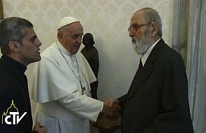 Papież Franciszek przyjął jazydów