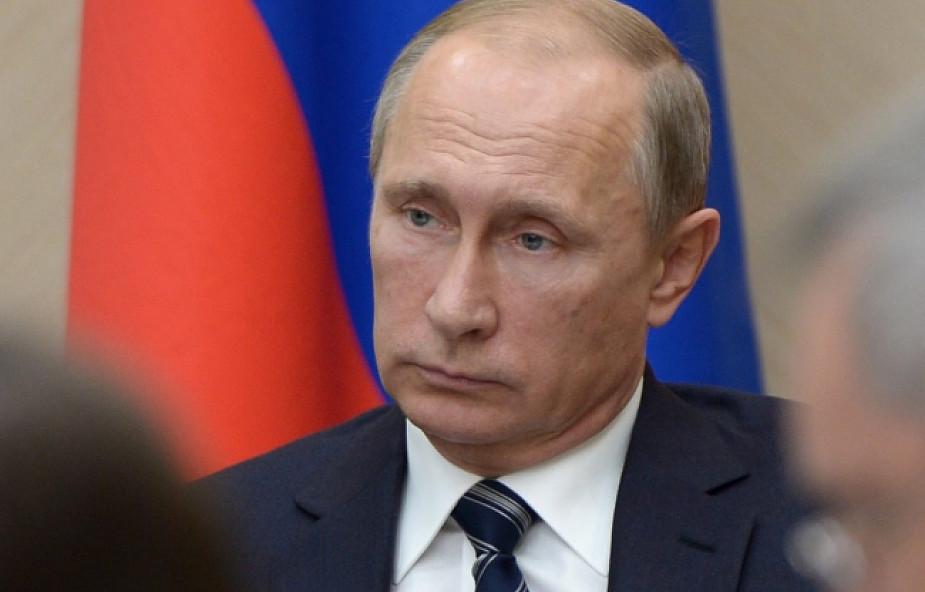 Putina wojna z terrorem jak wojna Busha w Iraku