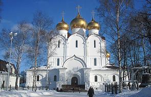Rosja:  pierwsza podwodna cerkiew