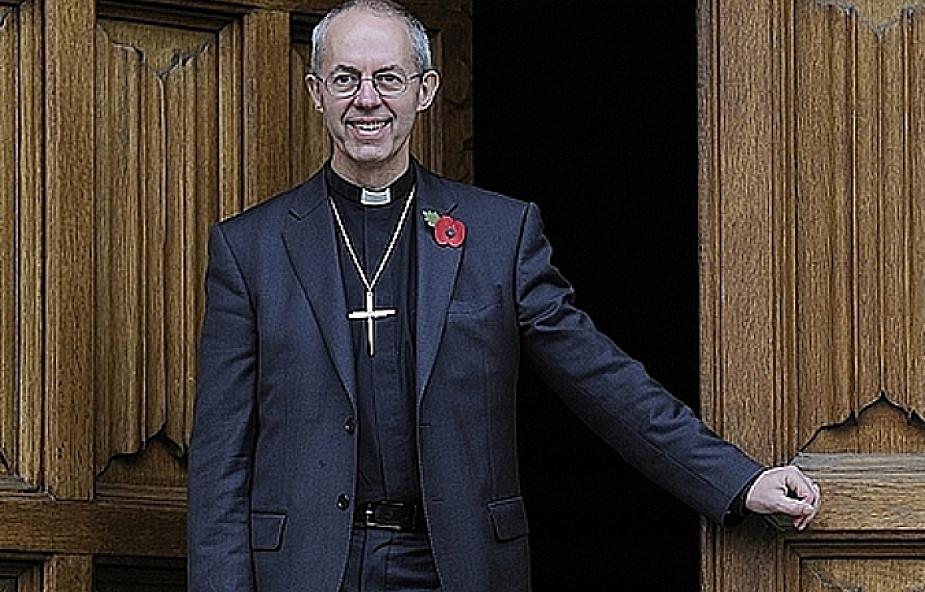 Anglikanie próbują zażegnać schizmę w swoim Kościele