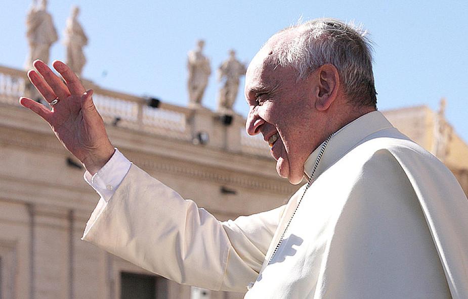 Papież: bez solidarności nasza wiara jest martwa